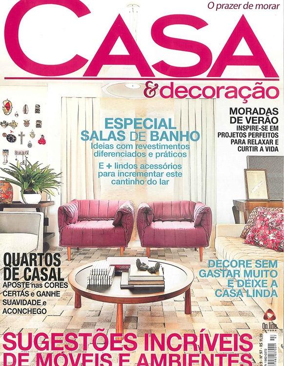 Revista Casa & Decoração - Dezembro 2015