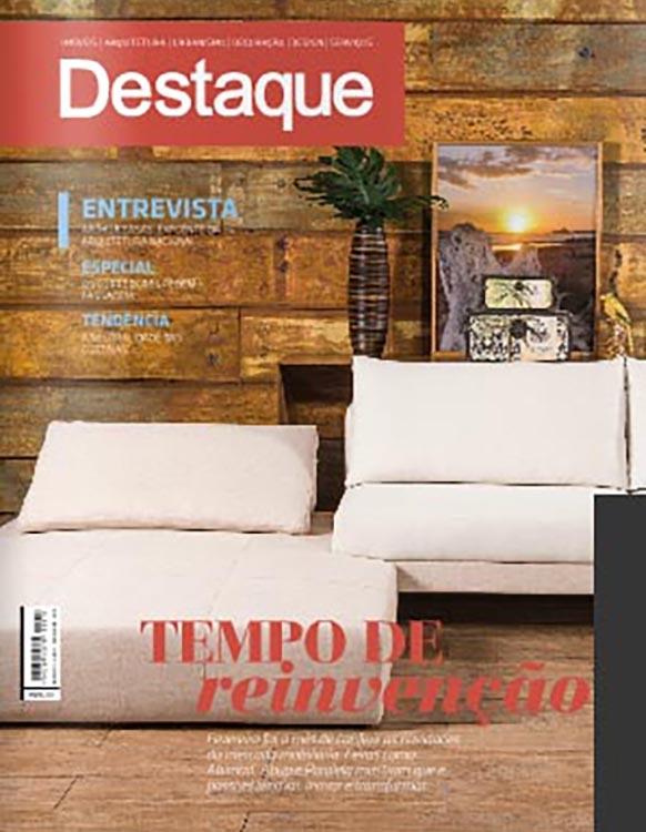 Revista Destaque Imobiliario - Fevereiro